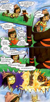 Oh? Litten is evolving! by ArtsyShionai