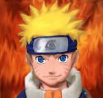 Painted Naruto