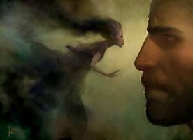 Kaladin Meets Syl by dixon-leavitt