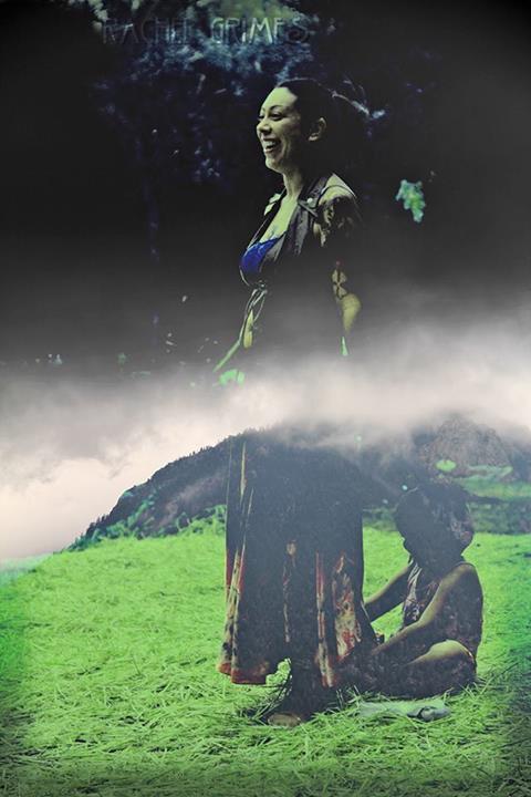 [Mother and daughter 000] by ElegantMiyavizm
