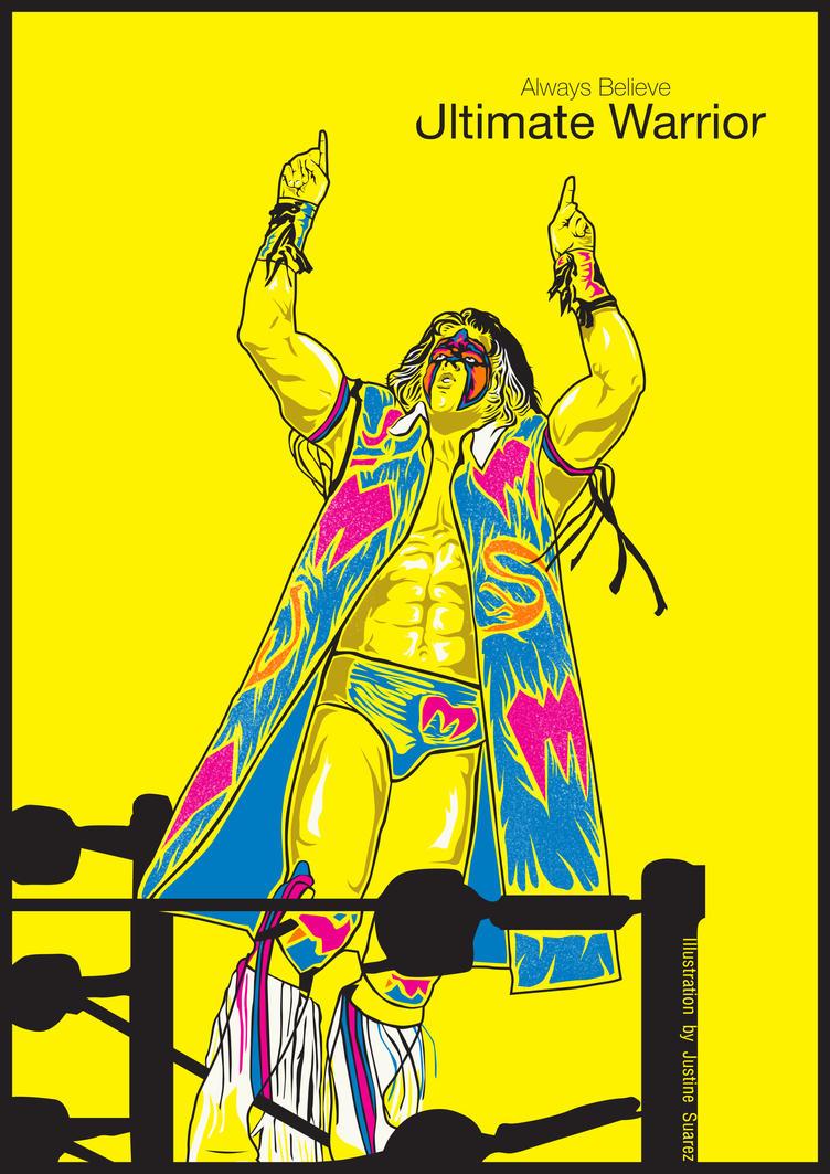Ultimate Warrior by enitsujsuarez16