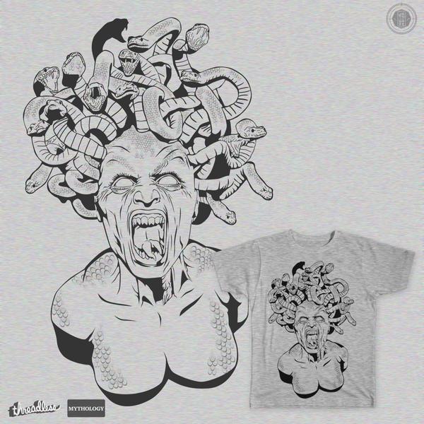 Medusa by enitsujsuarez16