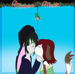 Mistletoe Meme with Ask-The-Outcasts