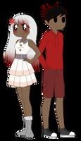 Connie and Jean Kipper