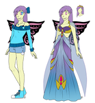Princess Piper Ref by AlwaysForeverHailey