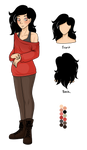 Althea Ref [2017] by AlwaysForeverHailey