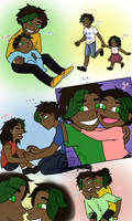 Adair and Adelle ~ Childhood Days by AlwaysForeverHailey