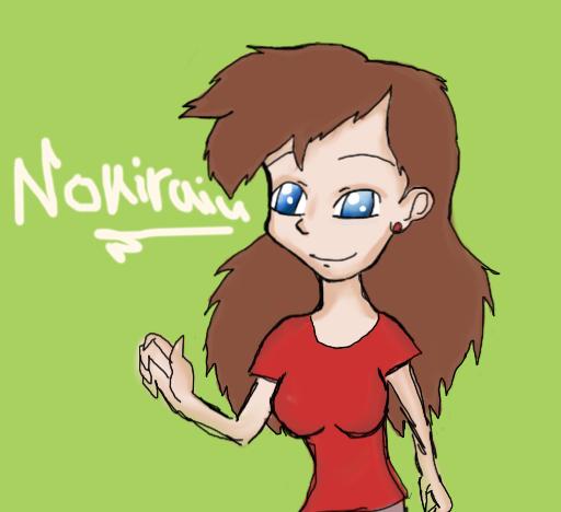 My character Kira by nokiraiu