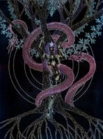 Tree of Life - Awakening by Lakandiwa