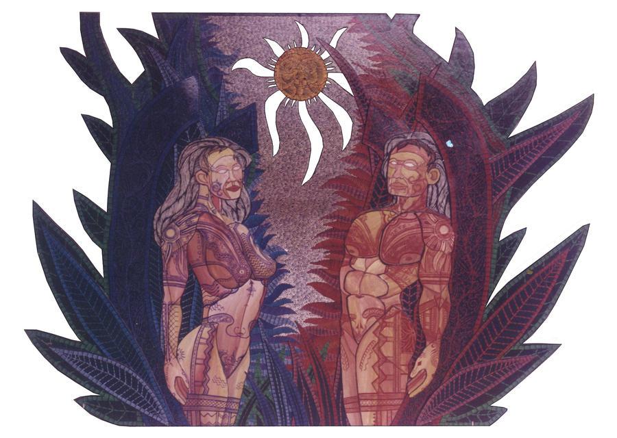 1999 Pinagmulan by Lakandiwa