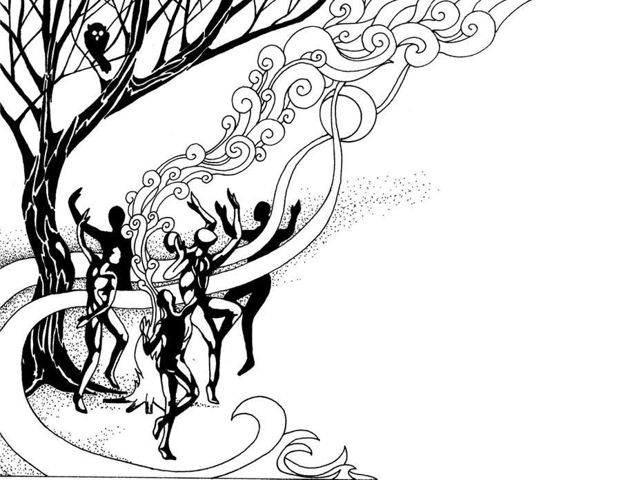 Beyond Eternity - Moon Dance by Lakandiwa