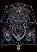 The Cosmic Jester by Lakandiwa