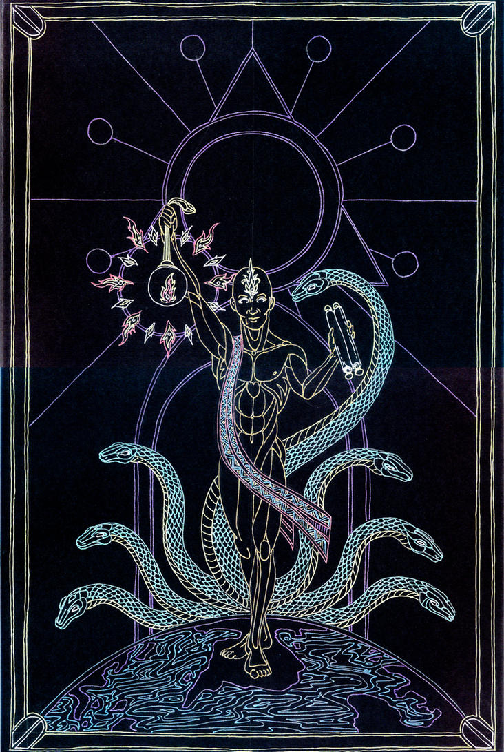 The Hermit Tarot Card Meaning In Readings Isolation: The Hermit By Lakandiwa On DeviantArt