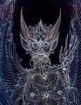 The Angel through the Veil