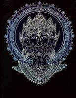 The Sacred Trinity by Lakandiwa