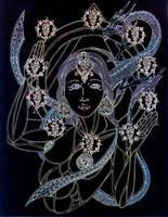 The Fire Dance by Lakandiwa