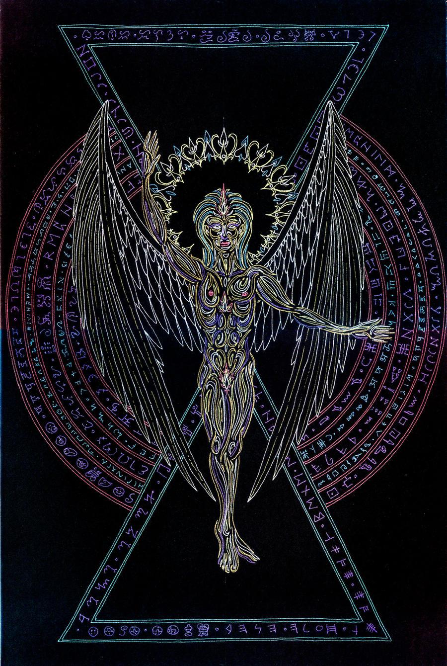 Angellum - Bene Elohim by Lakandiwa