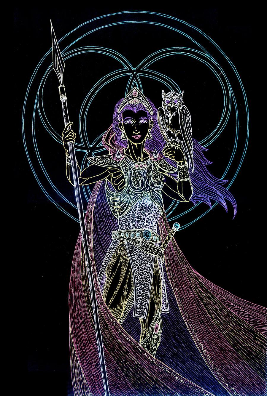 Athena Classica by Lakandiwa