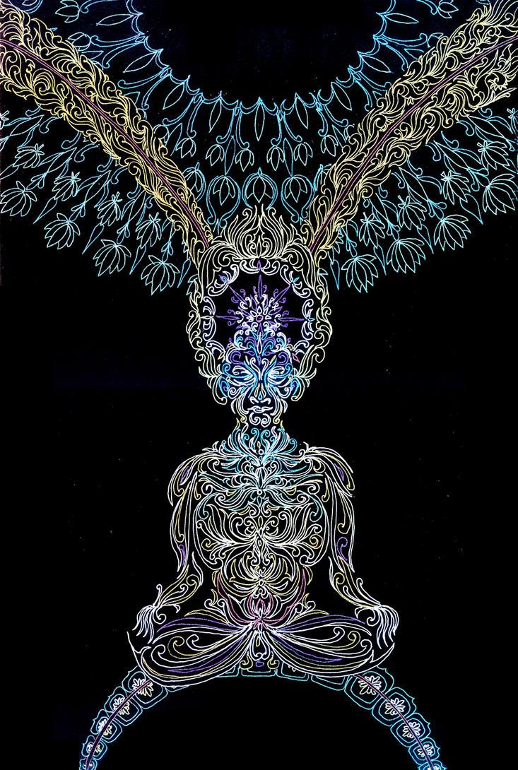 Buddha by Lakandiwa