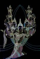 Apsaras - The Muses by Lakandiwa