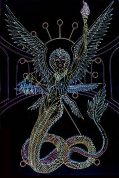 Nuevo Arcanum -The Gate Keeper