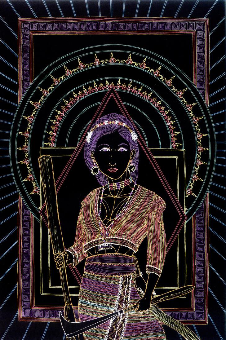 Bai Lupa - Lady of the Earth by Lakandiwa