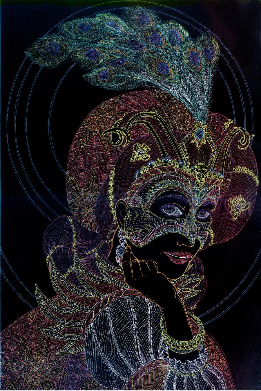 Mardi Gras - Pride by Lakandiwa