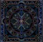 Mandala of the Eternal Oasis