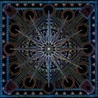 Mandala of the Messiah Within by Lakandiwa
