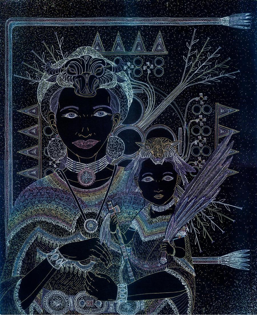 Warriors Of The Rainbow Watch Online: The White Buffalo And The Rainbow Warrior By Lakandiwa On