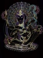 Trantic Visions - Kali by Lakandiwa