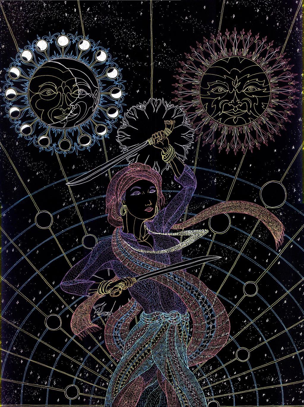 Hanan, Dawn's Hope by Lakandiwa