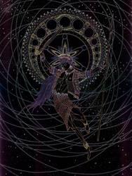 Mayari, The Moon Arising by Lakandiwa