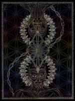 The Birth of Consciousness - Visions by Lakandiwa