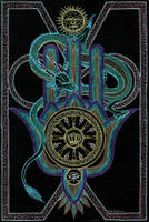 The Wheel of Fate - Awaken to a vision's infinite by Lakandiwa