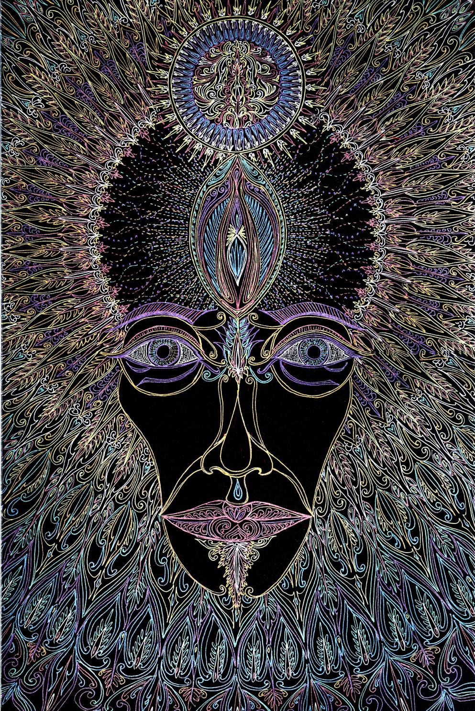 Sun God by Lakandiwa