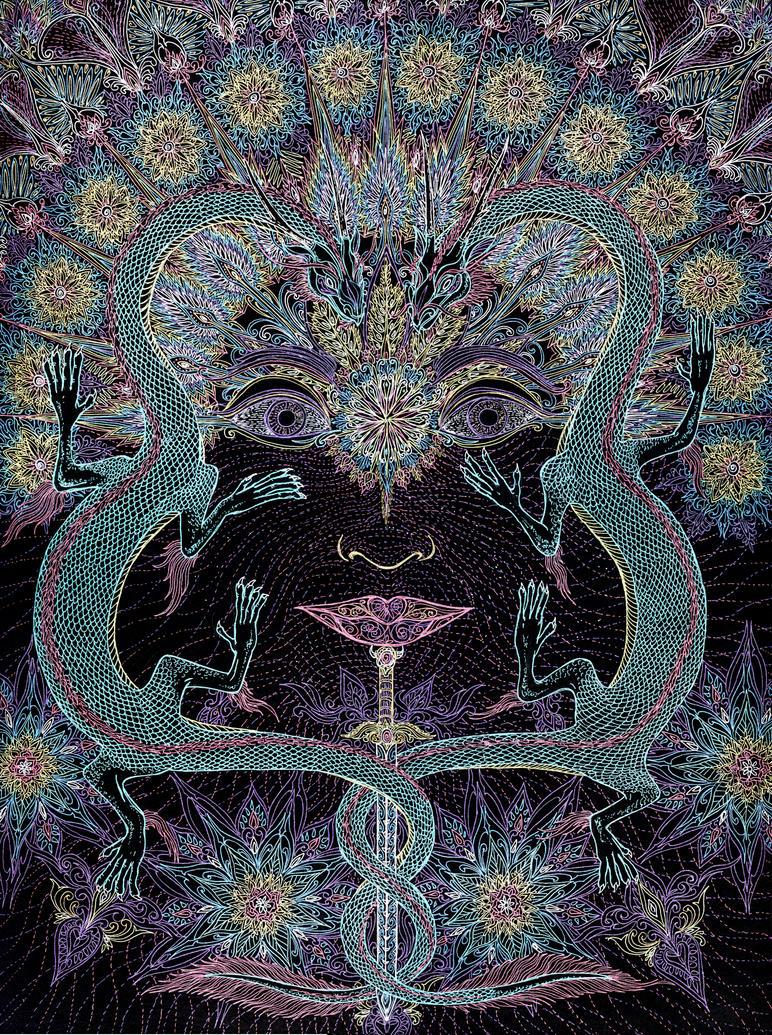 The Dragon Child by Lakandiwa