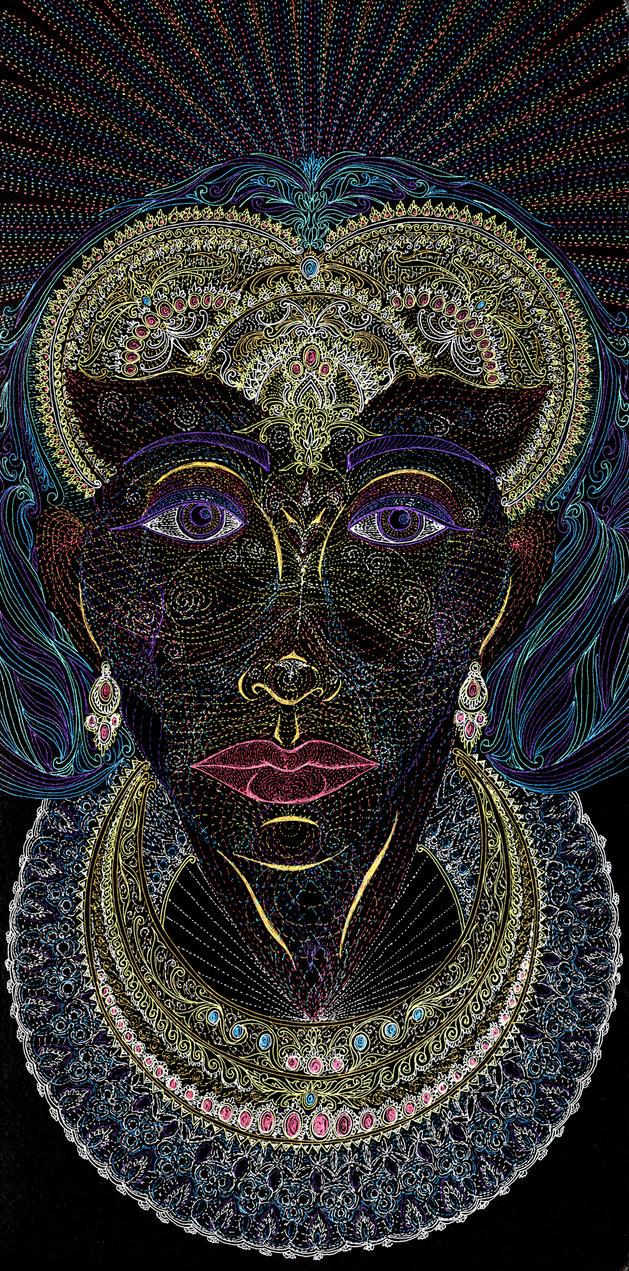 The Queen by Lakandiwa