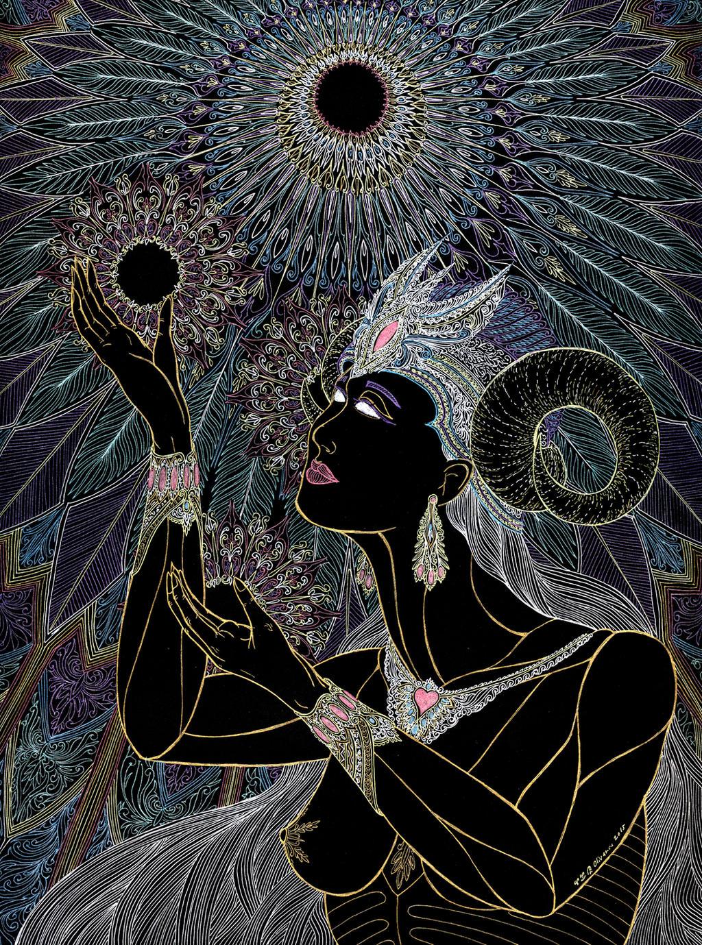 The Ram's Promise by Lakandiwa