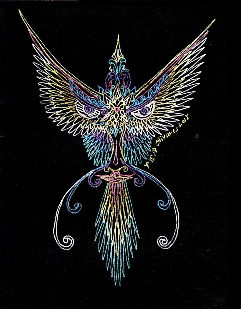 Bird of Paradise by Lakandiwa
