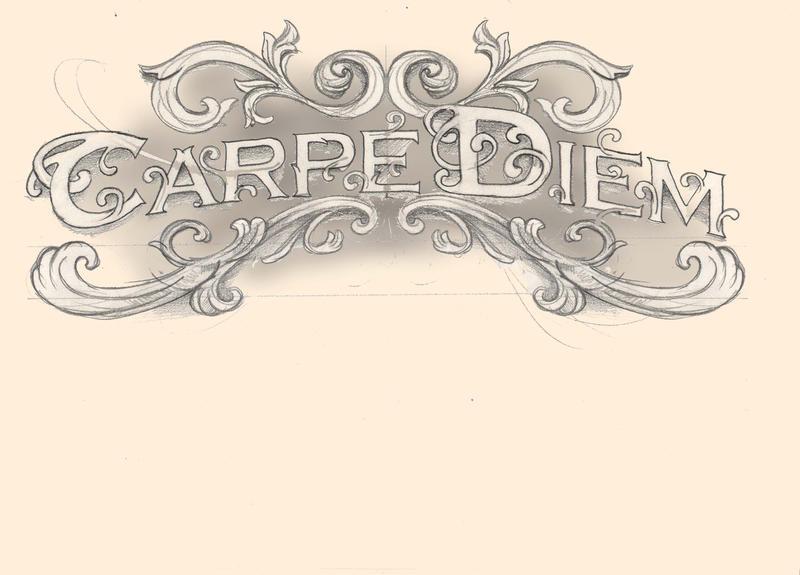 Carpe Diem by Green-Jet