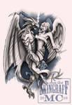 Angel and Dragon Design