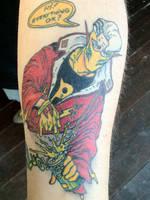 Paradax Tattoo by Green-Jet