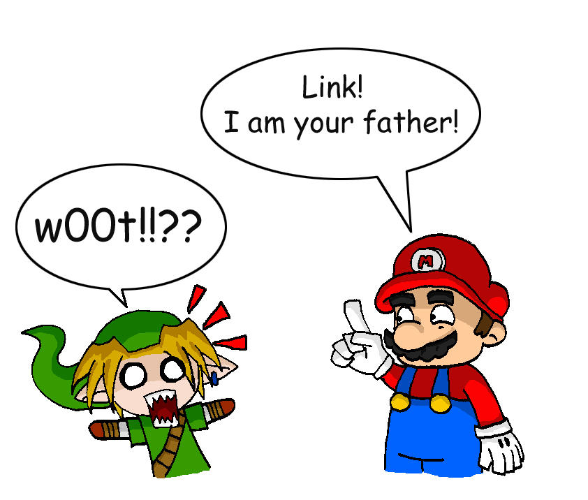 links father? by Chibako