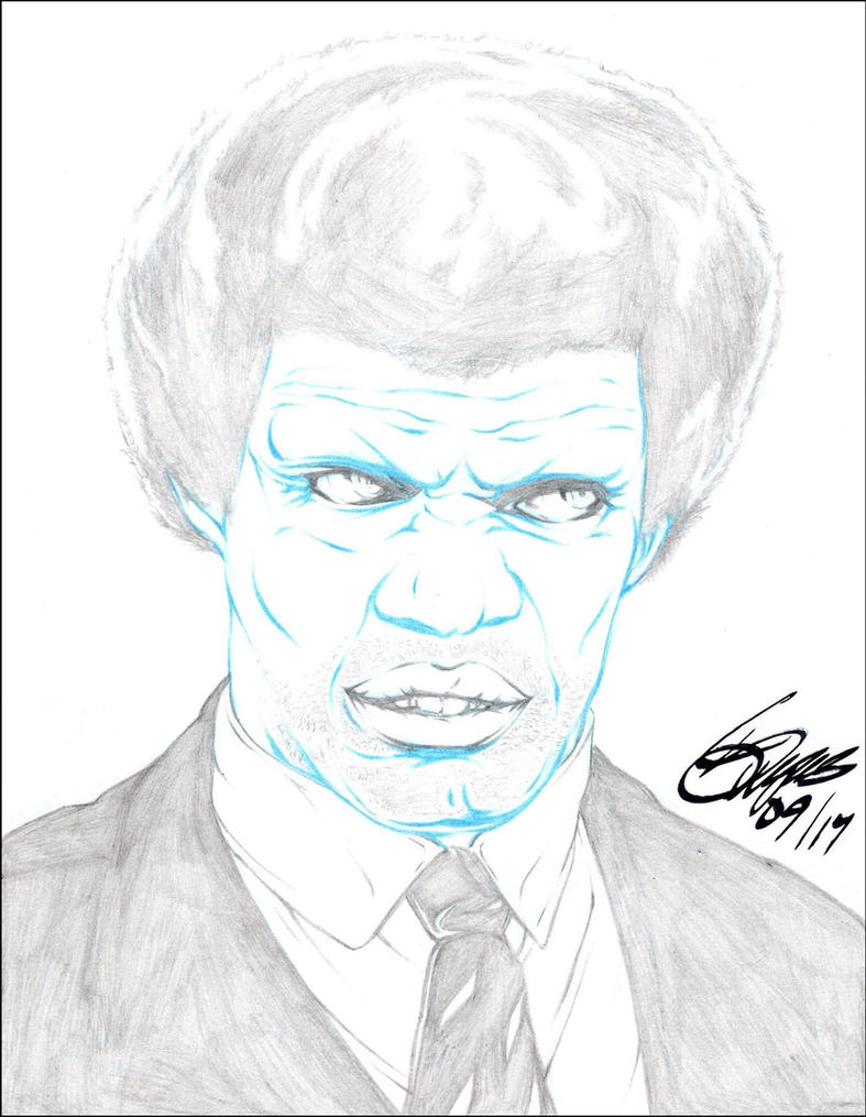 MR HYDE PENCIL by ARTofTROY