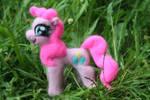 Needle Felted My Little Pony