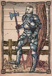 A Knight Colored