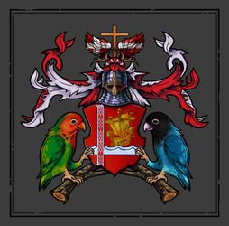 Coat of arms 04 on order
