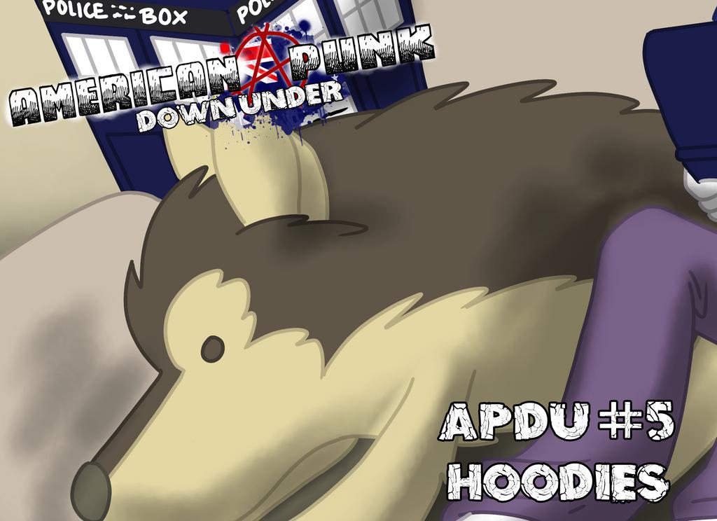 American Punk: Down Under 5 - Hoodies by Backwardstwin2