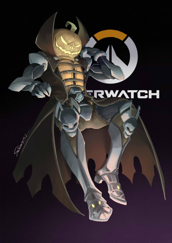halloween reaper by mr so - Reaper Halloween